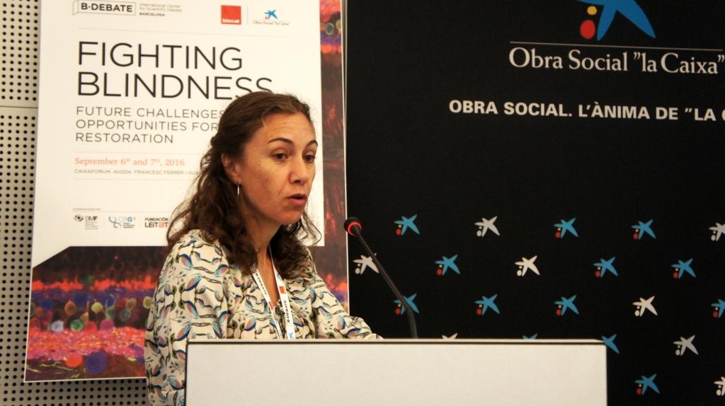 Ana Belén Álvarez (Universitat de Barcelona).