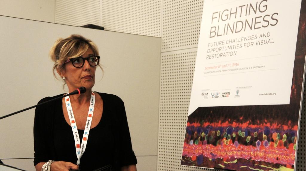 Anna Veiga (Centre de Medicina Regenerativa de Barcelona, CMRB).