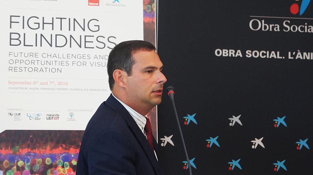 Francisco Díaz Corrales (Centro Andaluz de Biología Molecular y Medicina Regenerativa, CABIMER).