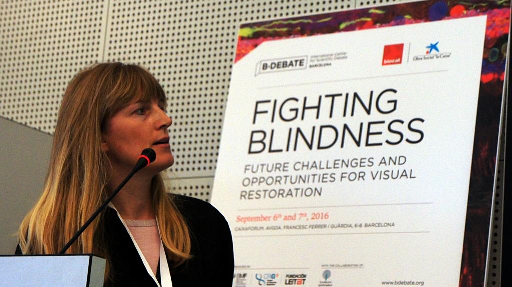 Christina Kiel (Centre for Genomic Regulation, CRG).