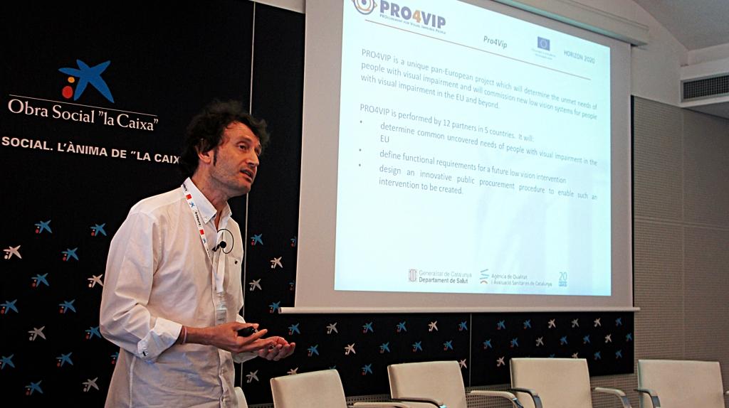 Ramon Maspons (Agència de Qualitat i Avaluació Sanitàries de Catalunya, AQuAS).