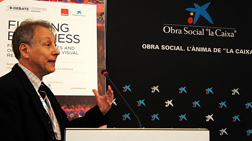 Ricardo Casaroli (Institut Clínic d'Oftalmologia, ICOF).